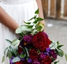 Rock and Roll Wedding Photo Bouquet